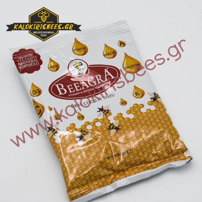 ΒΙΤΑΜΙΝΗ BEEAGRA 100 ΓΡ