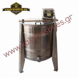 Μελιτοεξαγωγέας 6 πλαισίων με INVERTER  ηλεκτρικός αυτόματος