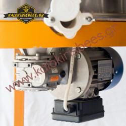 Μελιτοεξαγωγέας 4 πλαισίων ηλεκτρικός απλός