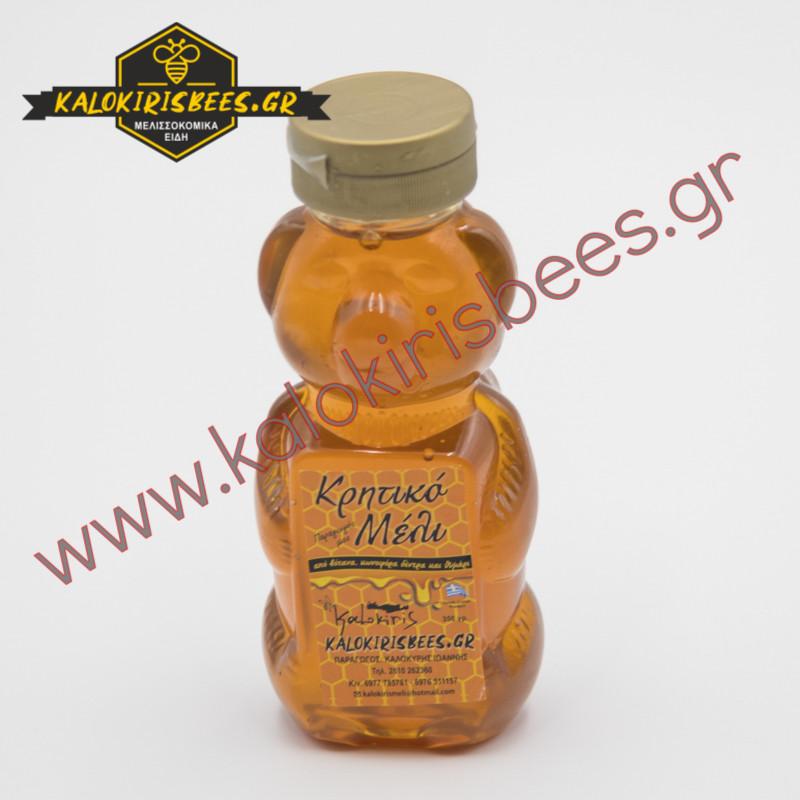 Μέλι Αρκουδάκι 350Γρ