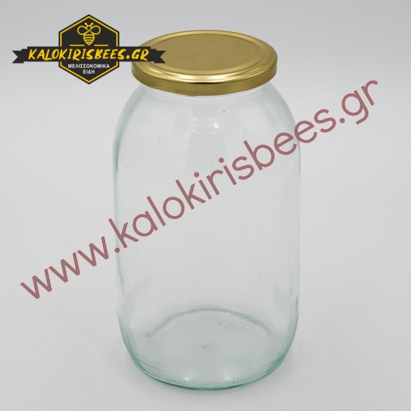 ΒΑΖΟ ΑΠΛΟ ΓΥΑΛΙ 1500 ml
