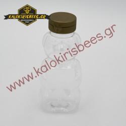 ΒΑΖΟ ΠΛΑΣΤΙΚΟ ΑΡΚΟΥΔΑΚΙ 0,370 ml